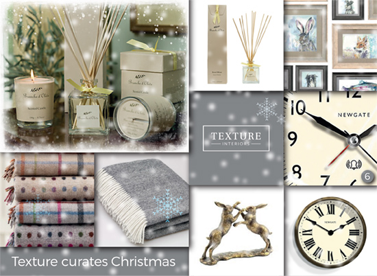 Texture Xmas Products 550x400